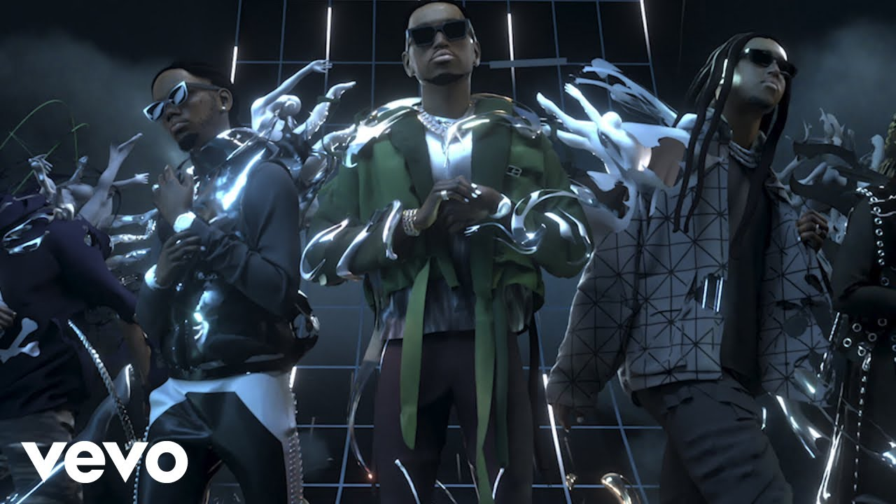 Migos, Young Thug, Travis Scott - Give No Fxk (Official Music Video)