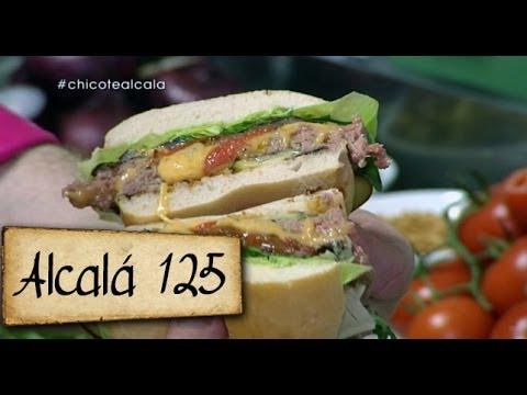 Chicote en Pesadilla - La hamburguesa del restaurante 'Alcalá 125'