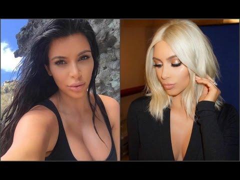 Звезды блондинки или брюнетки. Как лучше?