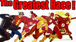 Download Video Who Is The Fastest Flash? MP3 3GP MP4