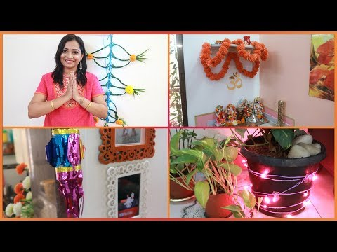 Diwali Decoration Simple Ideas – Easy DIY Ideas For Diwali Home Decoration | Indian Mom On Duty