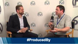 "Bryan Fuller, ""Hannibal"" showrunner, talks action-TV at Produced By Conference"