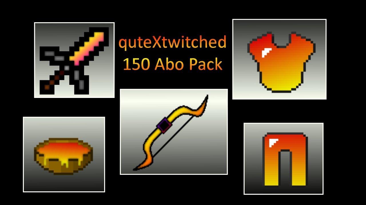 quteXtwitched 150 Abonnenten