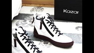 Buty KAZAR - Unboxing/Recenzja/On foot