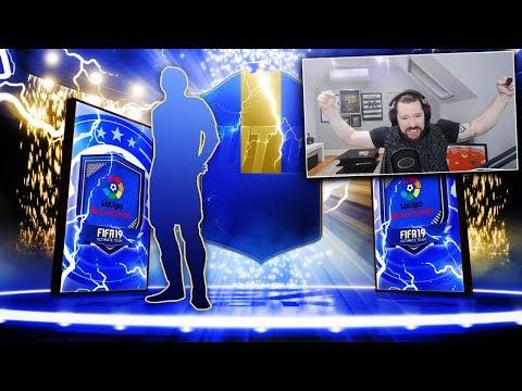 GUARANTEED LA LIGA TOTS SBC! - FIFA 19 Ultimate Team