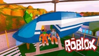 СБЕГАЕМ ИЗ ТЮРЬМЫ И ГРАБИМ БАНК С ПОДПИСЧИКАМИ! Приключения Мульт героев Roblox Видео для детей