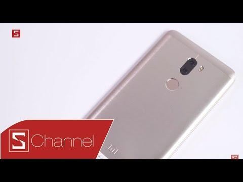 Schannel - Mở hộp Xiaomi Mi 5s Plus: Thiết kế mới, Snapdragon 821, camera kép, pin khủng, giá yêu