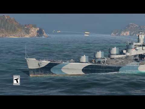 World of Warships: British Destroyers package (DLC) - Wargaming Key - GLOBAL - 1