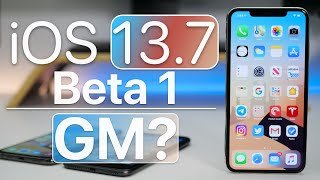 iOS 13.7 Beta 1 is Out! - What's New?