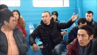 Народ пошел против власти Назарбаева