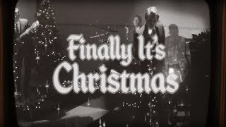 Finally It's Christmas - Hanson (Video)