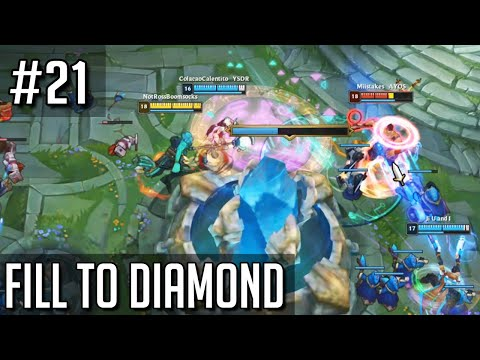 League of Legends Fill to Diamond but this is absolutely the most unbelievable one yet