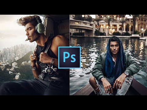 How to Edit like @TONIMAHFUD | Famous Instagram Photographer