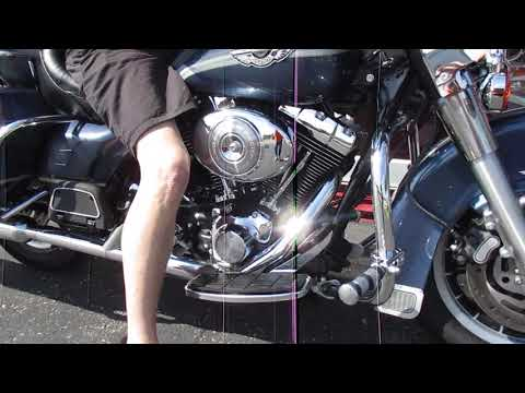 Video of '03 Electra Glide - R295