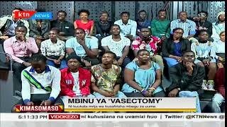 Kimasomaso: Kushiriki katika mbinu ya 'Vasectomy'