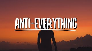 Lost Kings - Anti-Everything ft. Loren Gray (Lyrics)