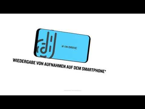 Garmin DashCam Mini (Full HD, Beschleunigungssensor)