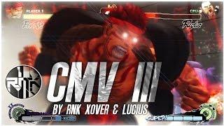 USF4 [ CMV III ]  Combo Video