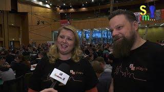 Spielelocation PLAYCE Frankfurt - die Gründer Katja und Dennis im Interview - Spiel doch mal...!