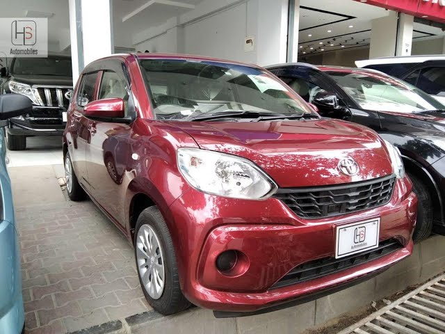 Toyota Passo X L Package S  2017 for Sale in Karachi