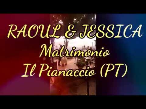 raoul e Jessica Pianobar, Matrimoni e liscio Pistoia Musiqua