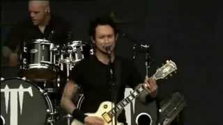 Trivium - Rain (Live at Graspop Metal Meeting 2012)