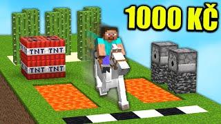 EXTRÉMNÍ Závod na koni o 1000 Kč