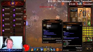 99 Problems and The Witching Hour aint one - Diablo 3- 1080p -Bloodshards