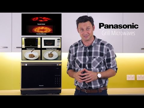 Inverter Technology and Panasonic Microwaves