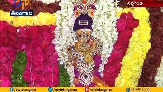 Cheruvugattu Ramalingeswara Swamy | Nagarothsavam Held | In Nalgonda