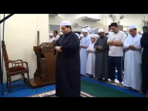 Beautiful Recitation of Quran - Sudais imitation