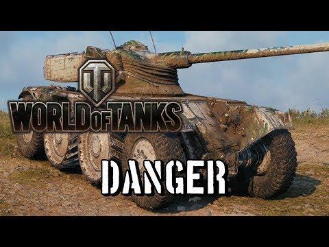 World of Tanks - Danger!