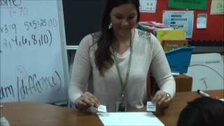 4th Grade Classroom 2 Small Group Instruction ~ Guided Math