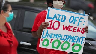America disrupted  unemployment skyrockets amid coronavirus crisis