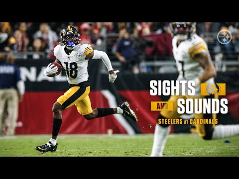 """Mic'd Up Sights & Sounds: Steelers defeat Cardinals in Week 14 - """"Let's get win number eight!"""""""