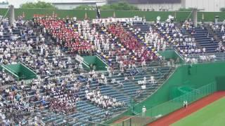 2017夏栃木大会応援 國學院栃木 アフリカンシンフォニー~サウスポー