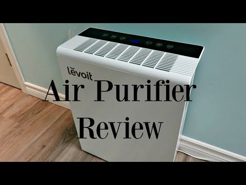 Levoit Air Purifier Review: LV-PUR 131 HEPA Filter