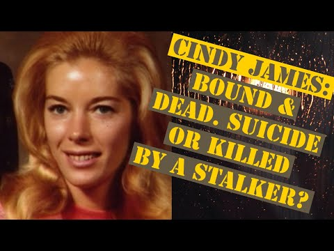 Found Dead & Bound, but Ruled a Suicide – Cindy James