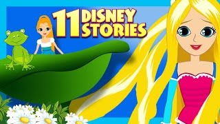 11 Best Disney Stories - Disney Princess Stories || Fairy Tales And Bedtime Stories For Kids