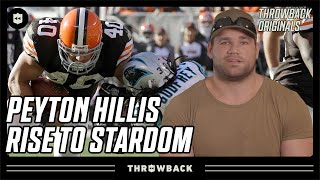 Peyton Hillis' Incredible Rise from an Unknown to the Madden Cover Athlete | Throwback Originals