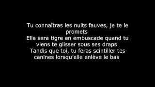 FAUVE ≠ - Nuits Fauves (Paroles)