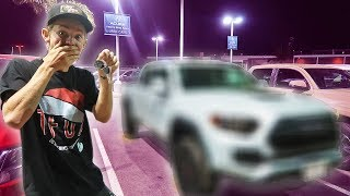 I FINALLY FOUND IT... **NEW TRUCK REVEAL?!**