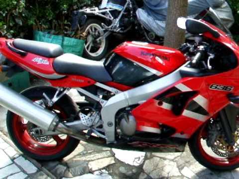 Kawasaki Zx6r 636b Burnout Videos Custom Bikecom