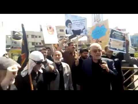 Iranian Shiites protest El-Zakzaky's 3-year imprisonment