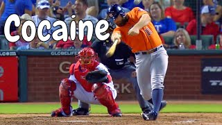 MLB Cocaine (Unbelievably Satisfying Moments)