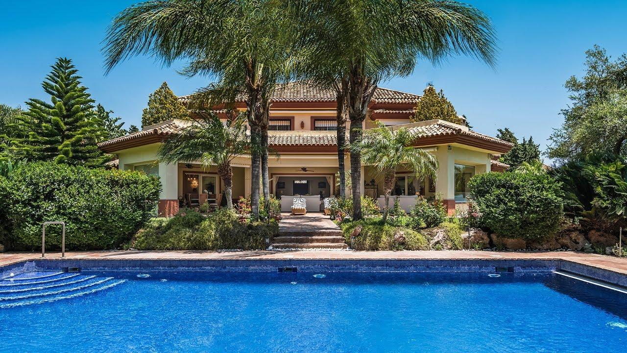 Villa  à vendre à   Guadalmina Baja, San Pedro de Alcantara