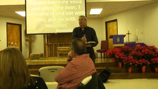 First Come, First Serve, Sermon, 12-15-13, Rev. Jim Hilton, Pastor Tinney Chapel UMC