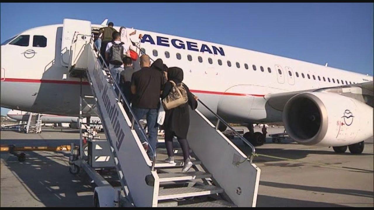 Για τη Γερμανία αναχώρησαν 139 αιτούντες άσυλο  από την Ελλάδα