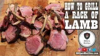 How to Grill a Rack of Lamb