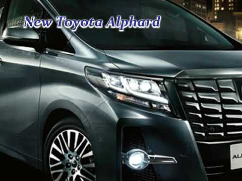 New 2019 Toyota Alphard Review Specs, Interior And Price |Top Nice Cars